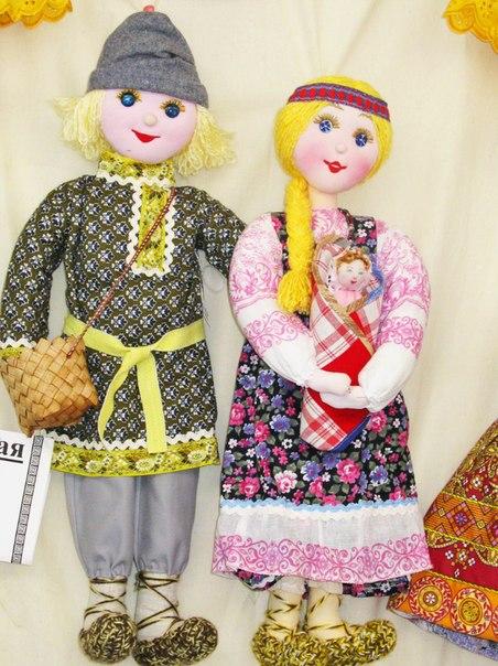 Сшить куклу русскую народную своими руками